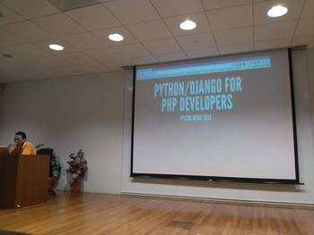 PyCon APAC 2012
