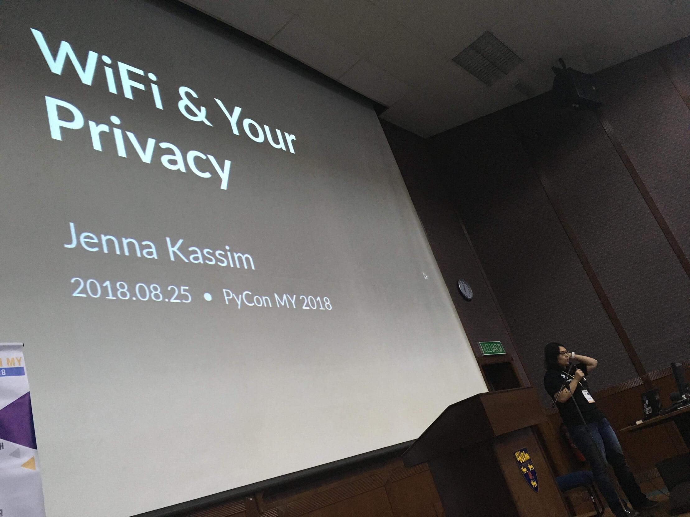 Jenna talk