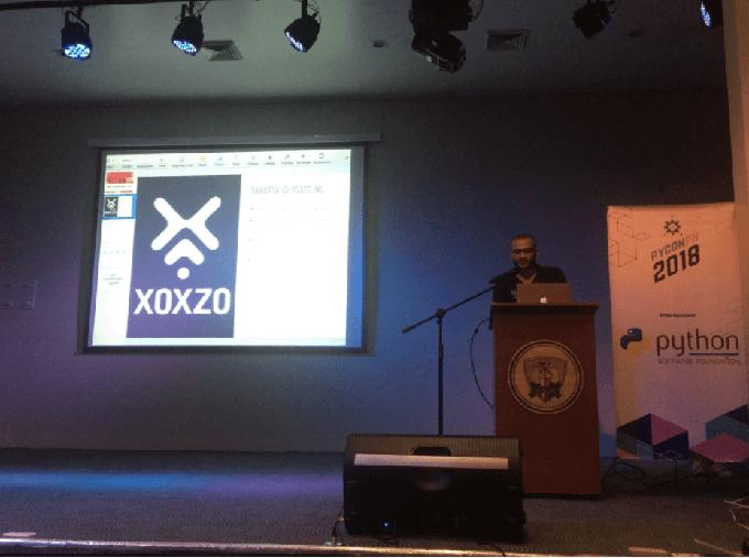 PyCon PH 2018 XOXZO Lightning1