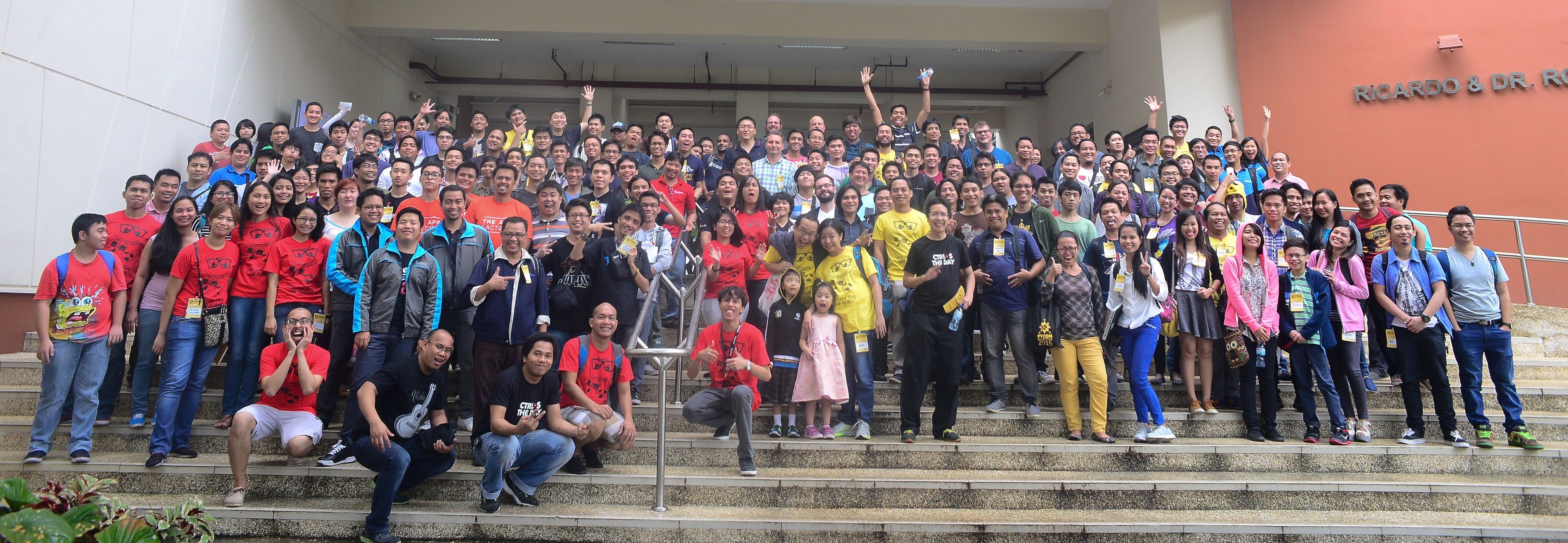 PyCon PH 2015 in Ateneo de Manila University