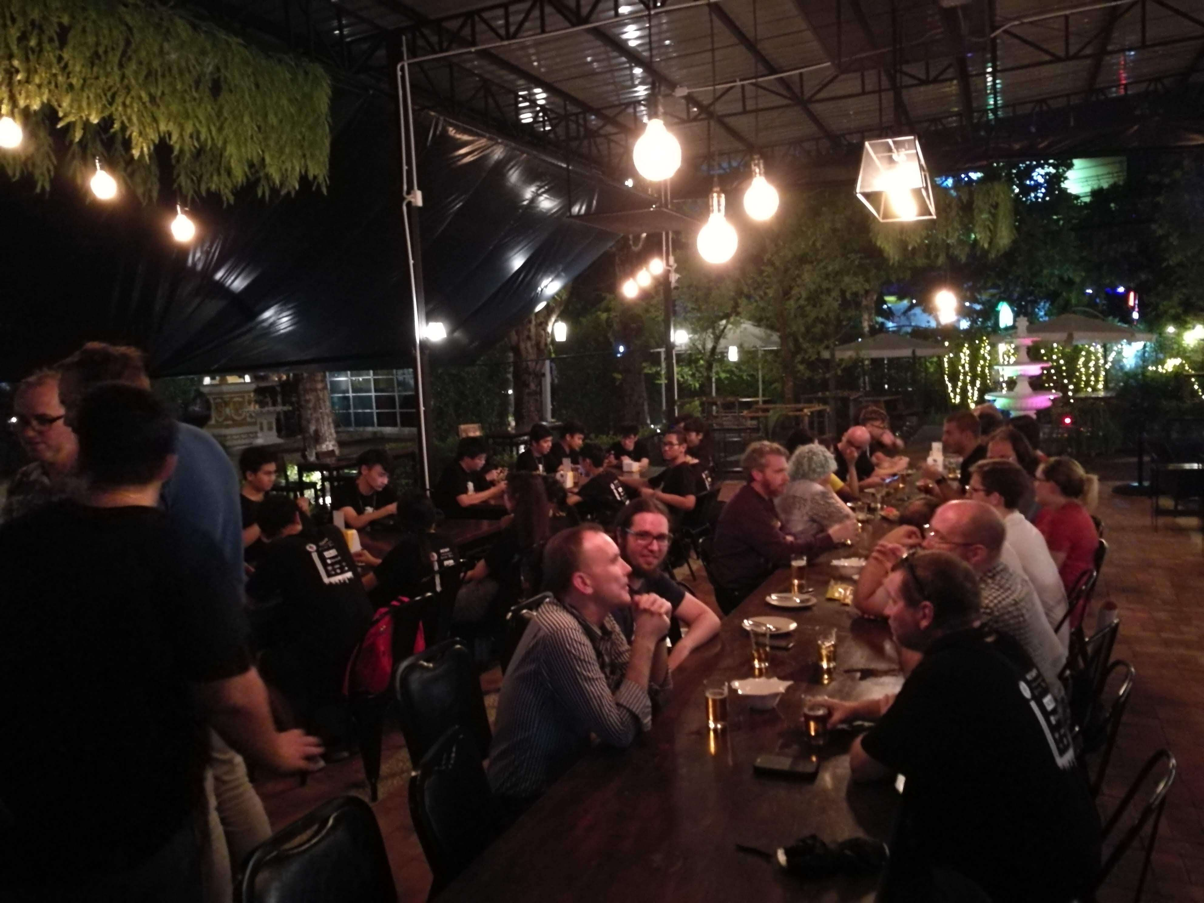 PyCon TH 2019 after party