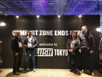 [Xoxzo] We've been to SLUSH TOKYO 2019!!