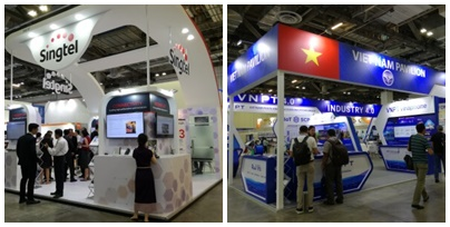 CommunicAsia mobile operators