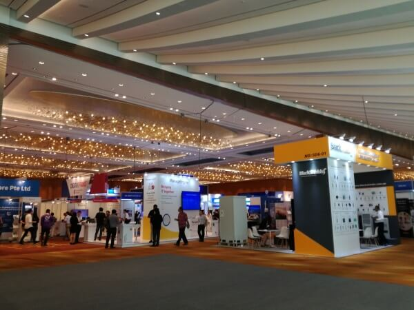 NXTAsia exhibition