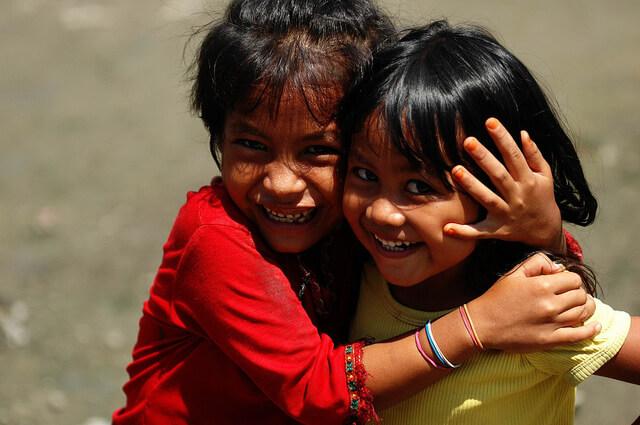 Children of Indonesia