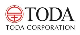戸田建設のロゴ
