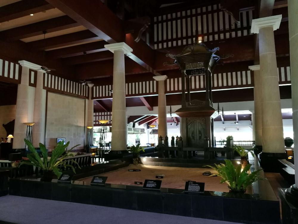 The Andaman Lobby