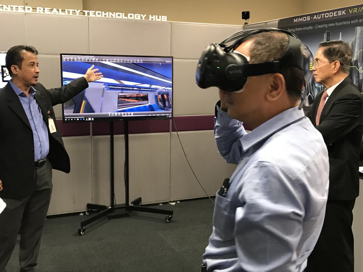 Mimos-Visit VR