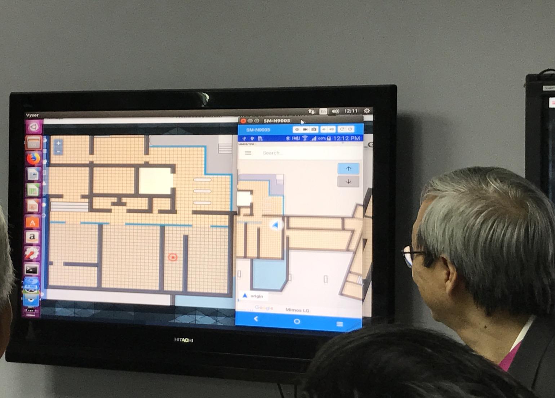 Mimos-Visit IOT Lab