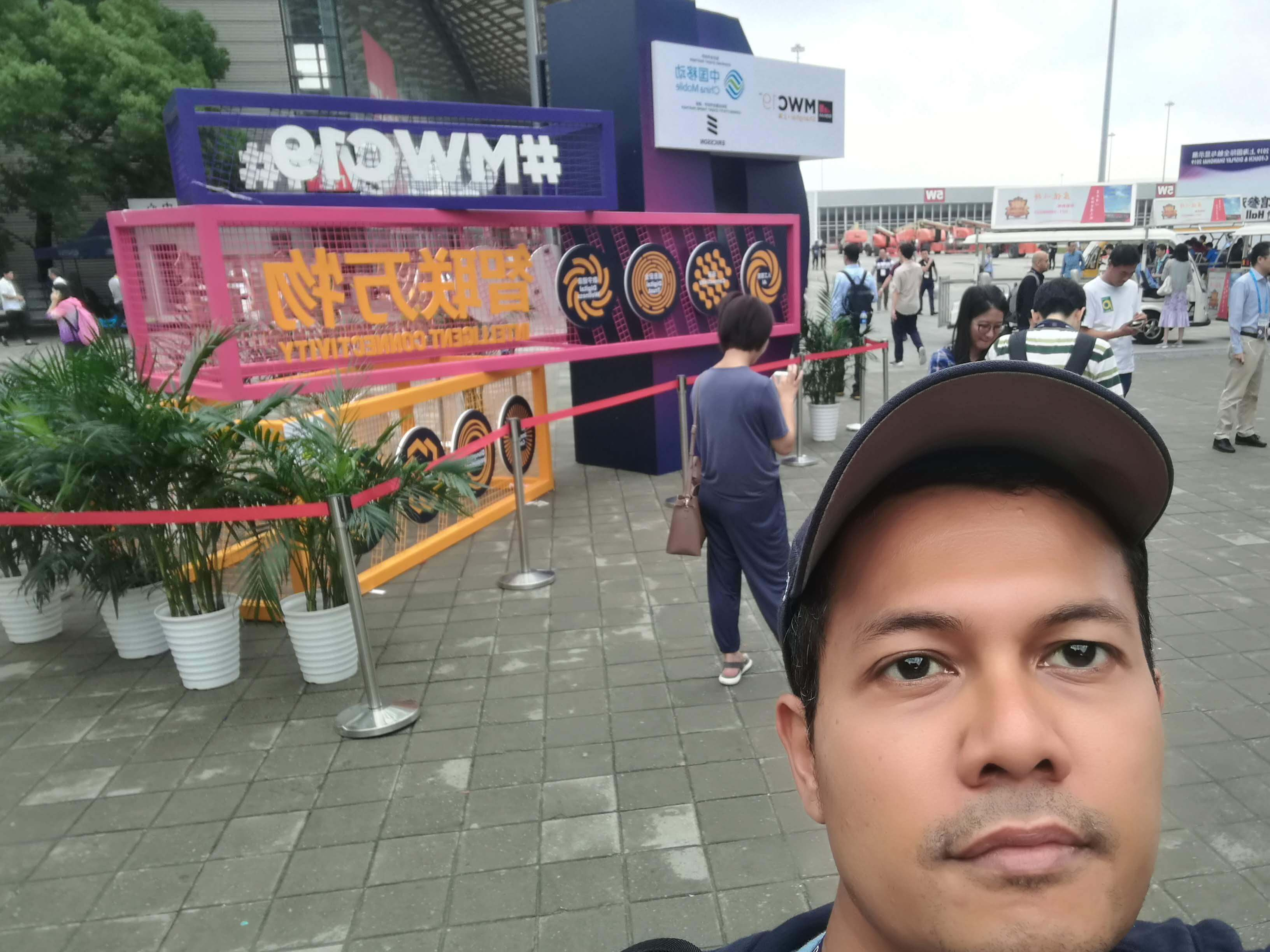 Hello MWC Shanghai: Iqbal at MWC19 Shanghai