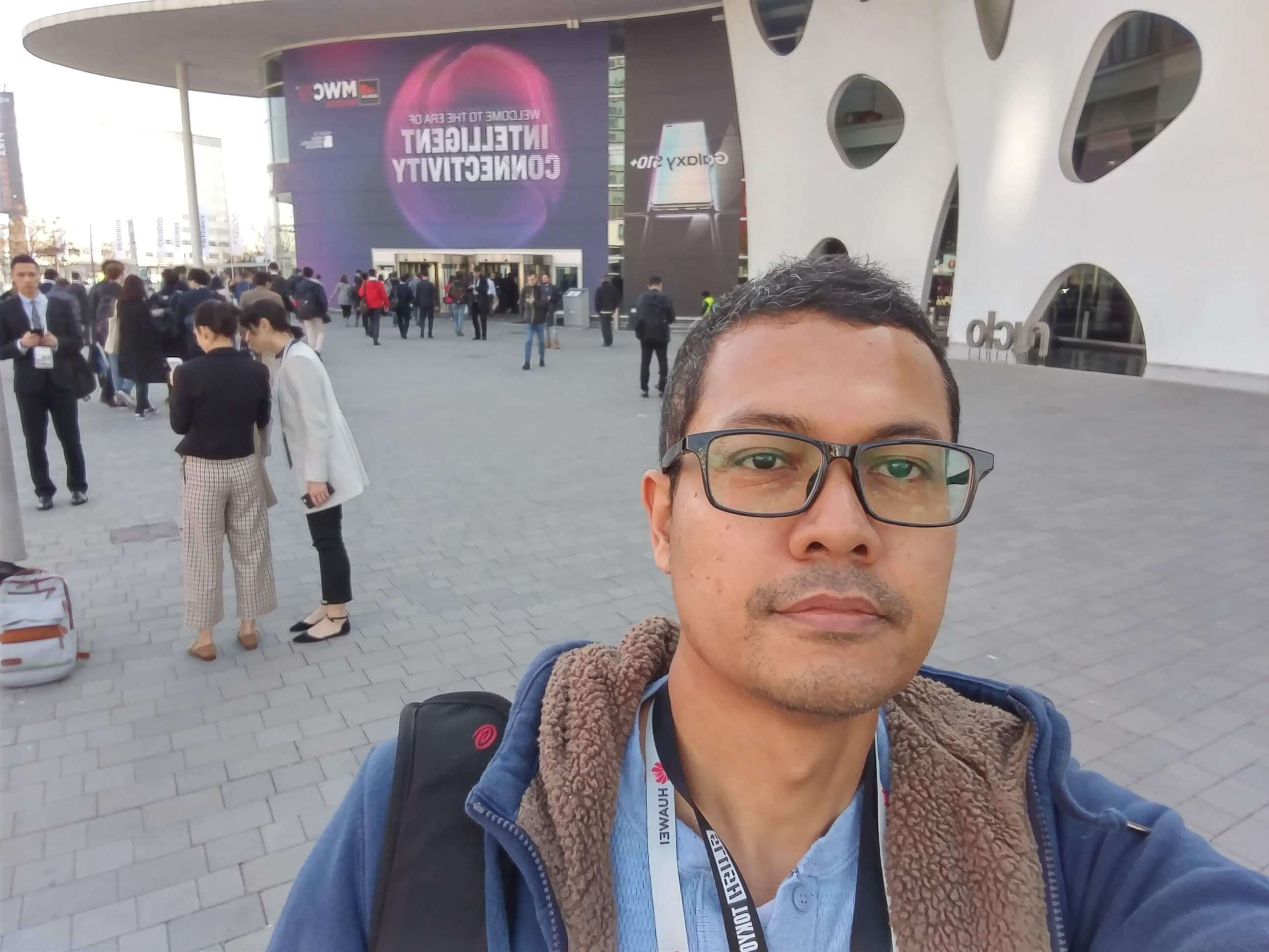 Hello MWC: Iqbal at MWC19