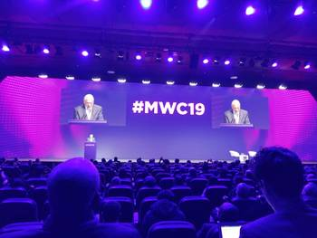 MWC 2019 in Barcelona