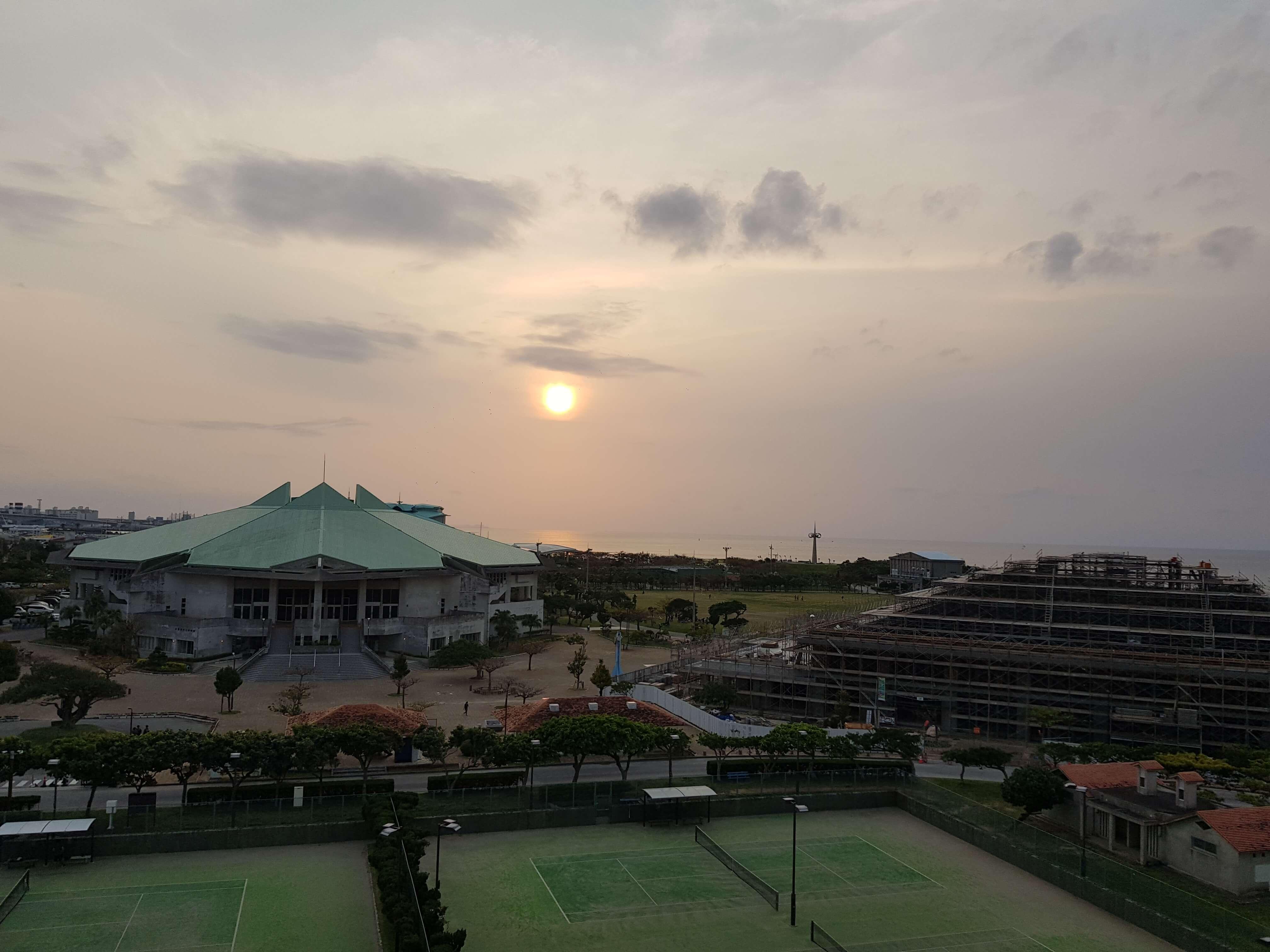 Ginowan Sunset