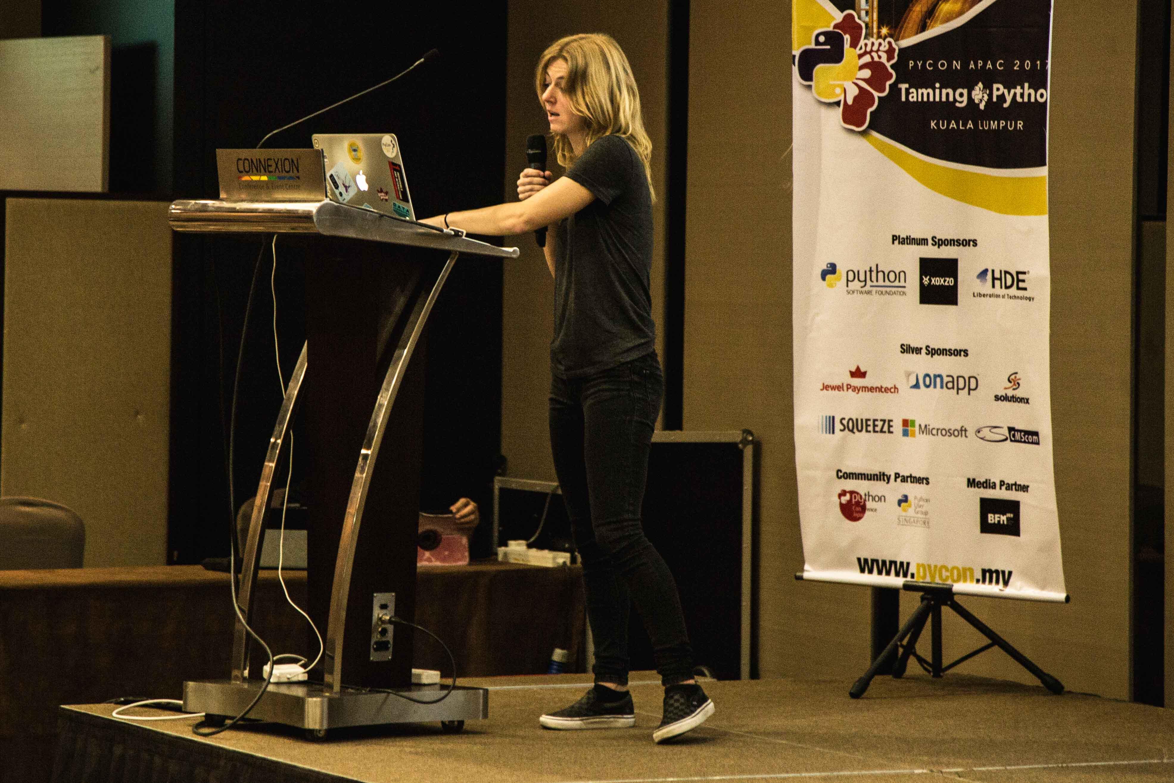 PyCon APAC 2017 XOXZO Keynote