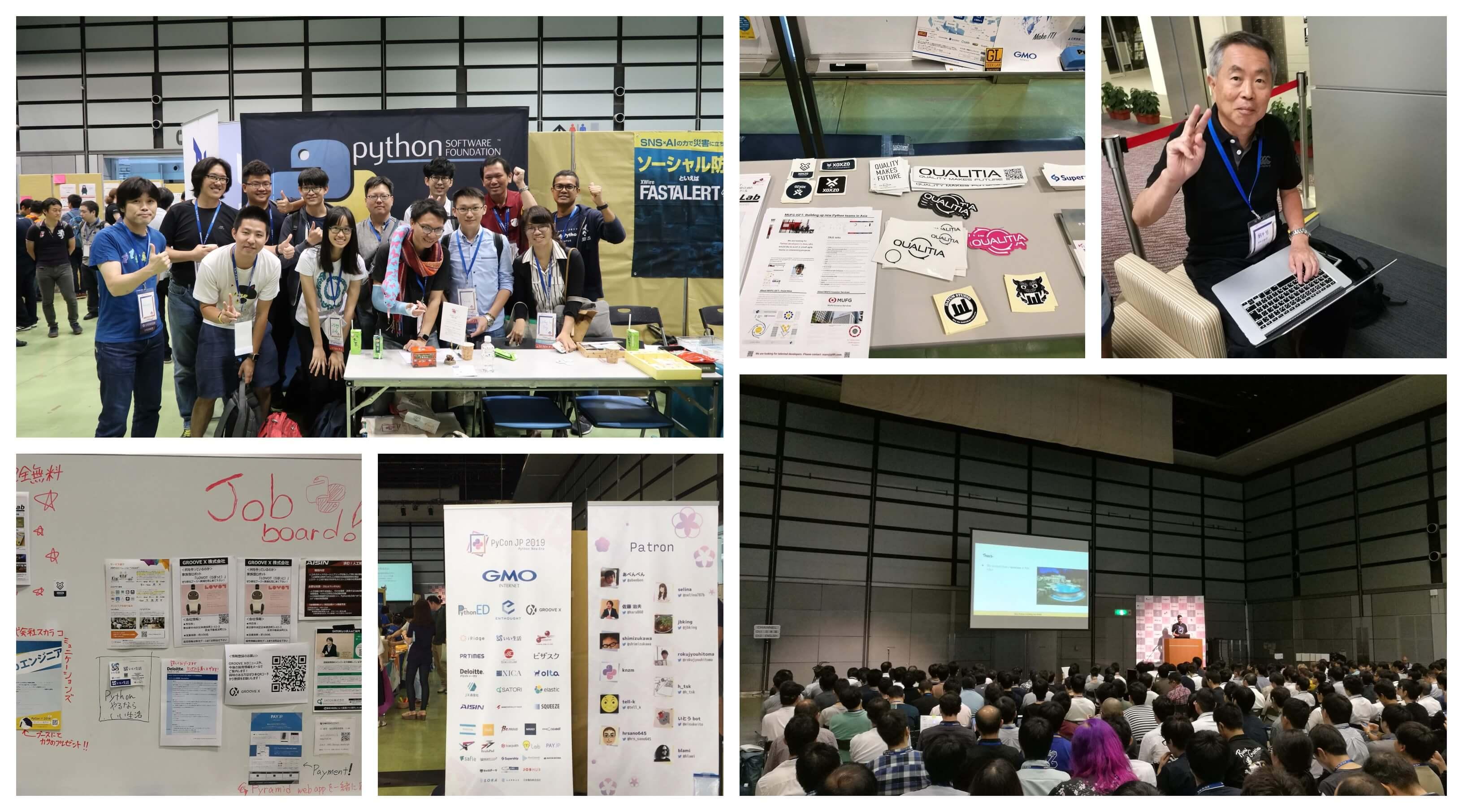PyCon JP 2019 conference