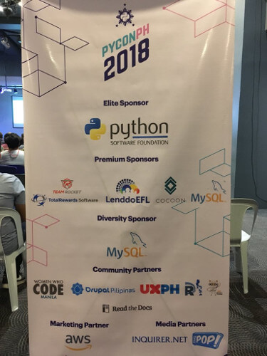 PyCon PH 2018 XOXZO Main Theme