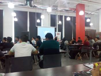 Startup and Developer 4th Meetup