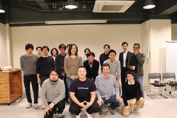 Participated in Bootstrap Night! vol. 4