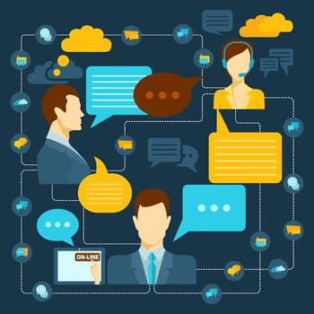 Ways to use mobile communication for public service