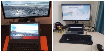 [WFH Series] Episode 1, Part 3: Our work from home setup