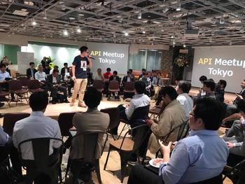 【Xoxzo】API Meetup Tokyo #22 〜秋のライトニングトークSPに参加