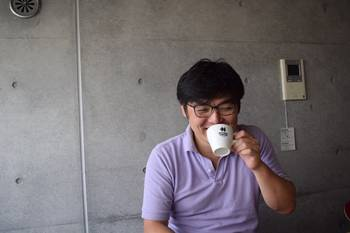 清田史和氏: エンジニアに必要なのは世界を知り、人と出会い、肌感覚で楽しむこと