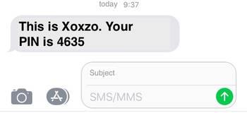SMSを使った二要素認証のやり方