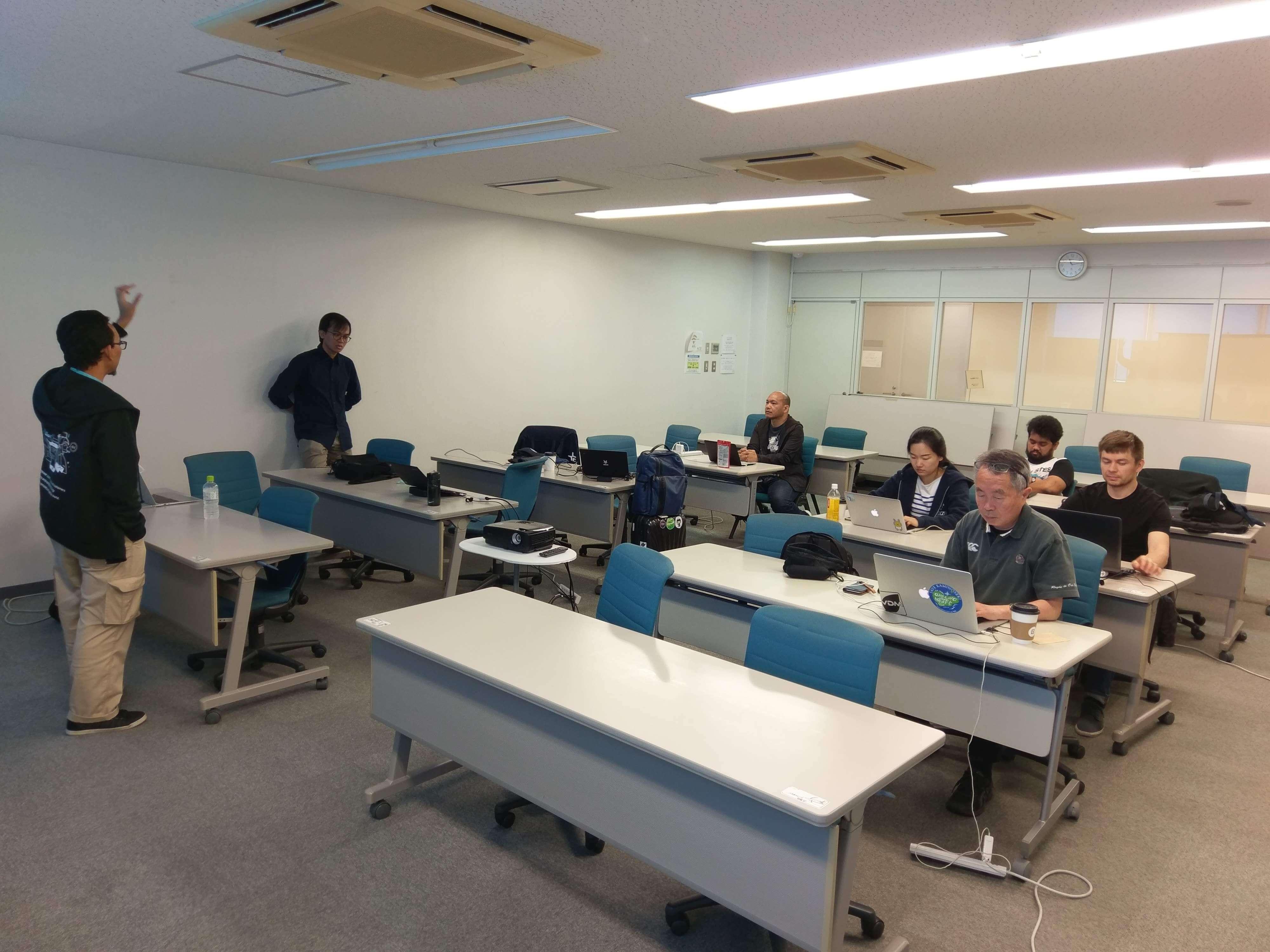 Xoxzo engineering meeting