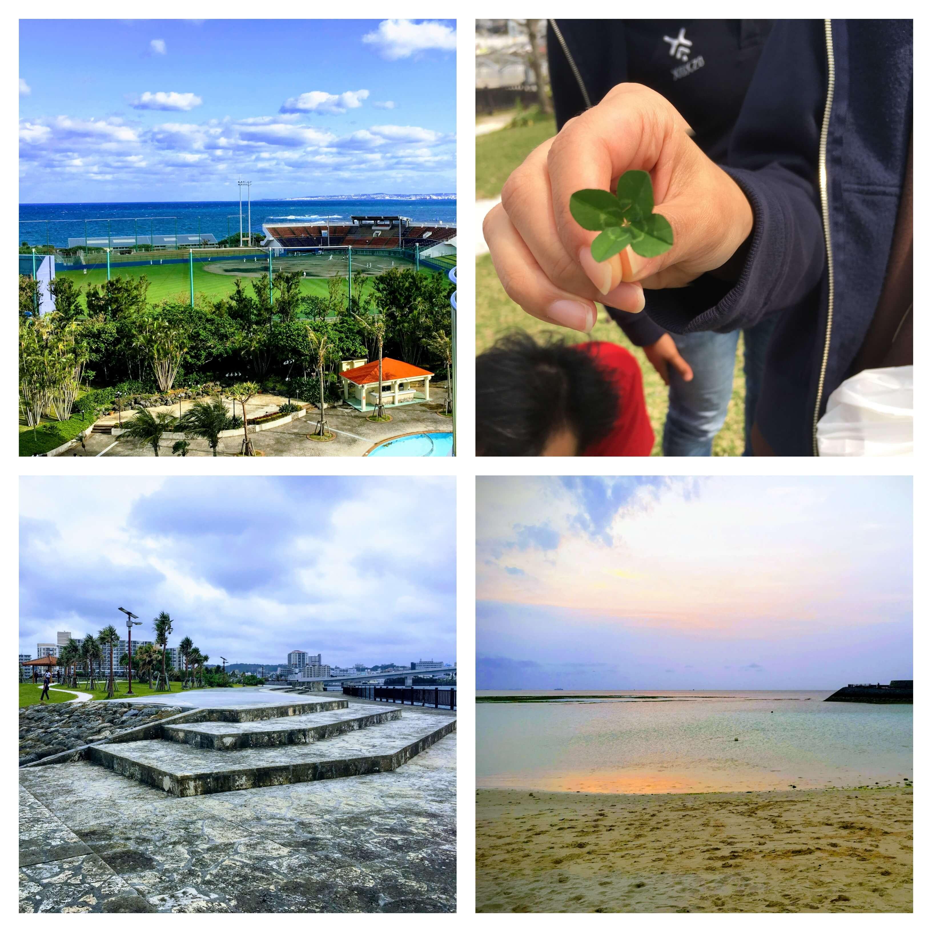 Views of Okinawa