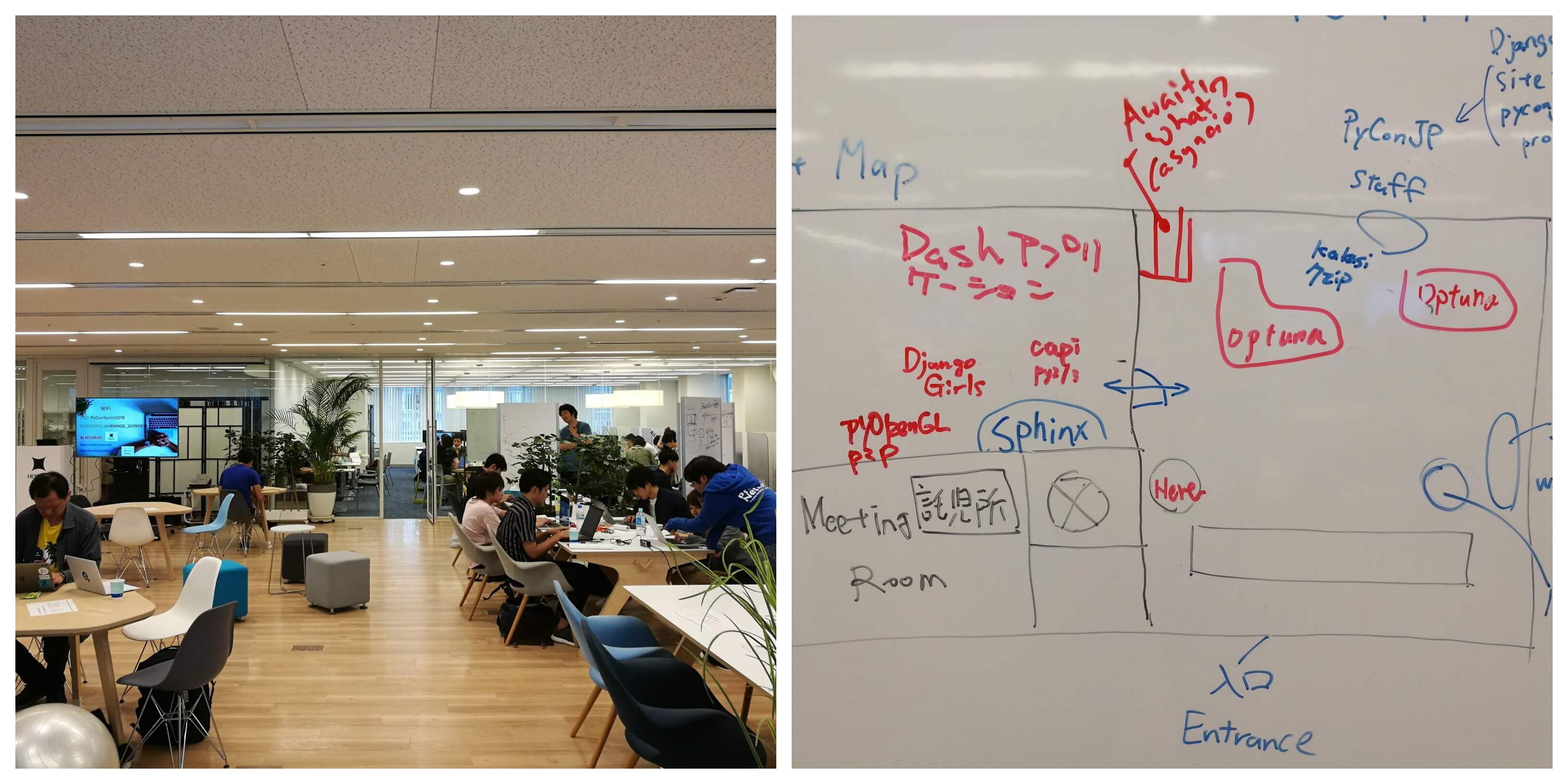 Sprint Day PyCon JP 2019
