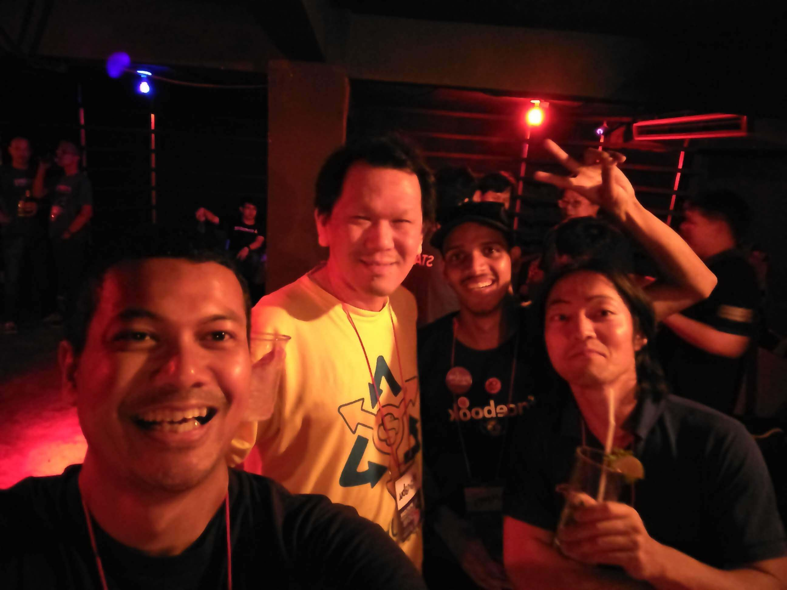 PyCon Thai 2018 Conference Party