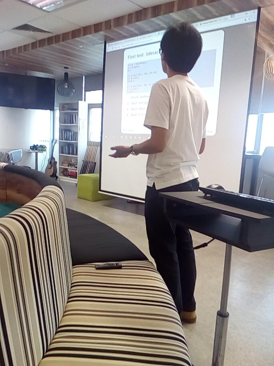 WHC workshop